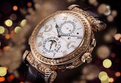 如何鉴别高仿百达翡丽手表