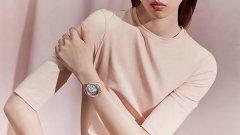 瑞士爱彼千禧系列女装腕表 推系列全新色彩表带