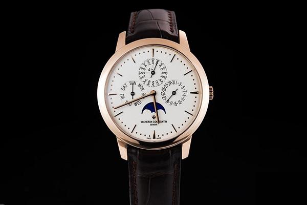 江诗丹顿手表如何看真假