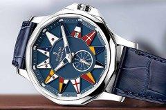 创意经典之作,昆仑海军上将系列腕表
