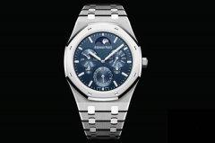 爱彼皇家橡树概念超薄万年历腕表回收行情怎么样