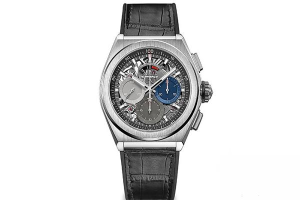 真力时EL PRIMERO系列五十周年纪念款腕表
