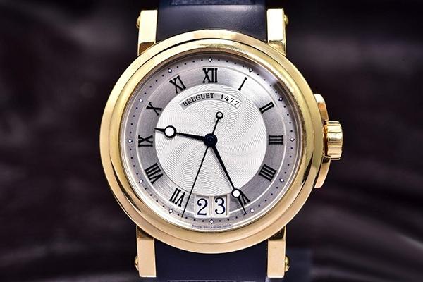 宝玑腕表航海系列5817BA/12/9V8二手回收估价