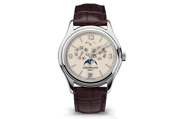 百达翡丽的白金表和铂金表有什么不同