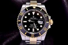 劳力士间金黑水鬼价格怎么样?手表回收价格多少?