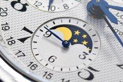 浪琴名匠系列腕表月相型手表鉴赏