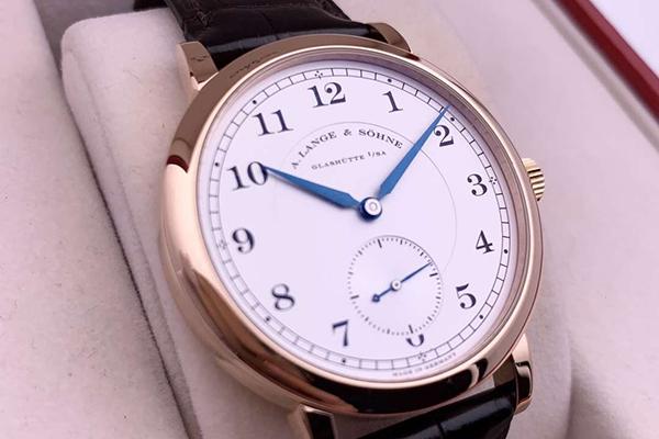 朗格1815系列玫瑰金表圈腕表