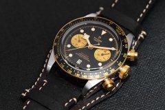 计时和潜水的完美结合 帝舵碧湾系列黄金款腕表品鉴