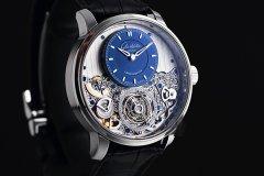 品鉴非凡腕表工艺 格拉苏蒂原创议员系列陀飞轮手表