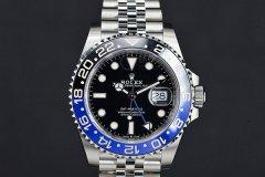 蓝黑圈劳力士格林尼治型腕表你入手了吗