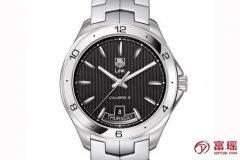 二手名表回收_深圳龙华为什么懂手表的人都买泰格豪雅?