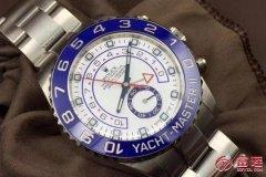 深圳横岗劳力士游艇名仕II的Ring Command旋转表圈手表回收