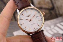 深圳浪琴手表回收公司在哪?哪家靠谱?