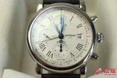 万宝龙U0107113手表价格?深圳哪里回收二手万宝龙手表?