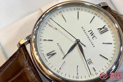 万国波涛菲诺系列IW356501手表回收