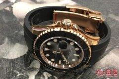 深圳哪里可以回收劳力士游艇名仕系列116655手表?