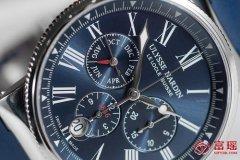 雅典航海系列1183手表的在深圳回收价格高吗?