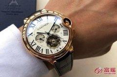 二手江诗丹顿和百达翡丽手表深圳回收能卖多少钱?