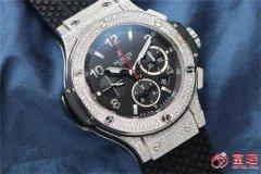 宇舶bigbang镂空手表回收价格?在深圳一般几折