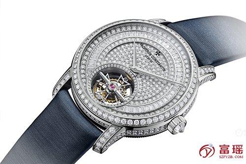 江诗丹顿传袭系列6025T/000G-B635腕表
