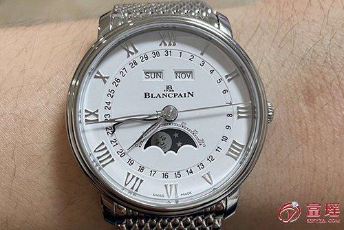 宝珀经典系列6264-1127-MMB腕表效果图