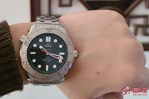 欧米茄海马系列210.30.42.20.01.002腕表回收报价多少钱?