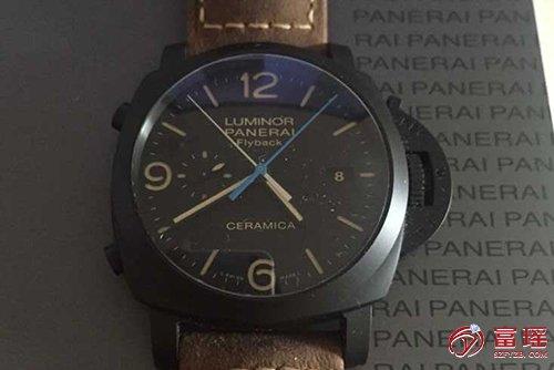 沛纳海LUMINOR系列PAM00580腕表