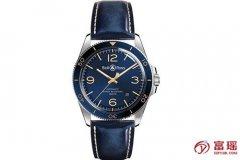 柏莱士VINTAGE 系列BRV292-BU-G-ST/SCA手表回收价格?