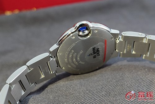 卡地亚蓝气球系列WE902074腕表回收