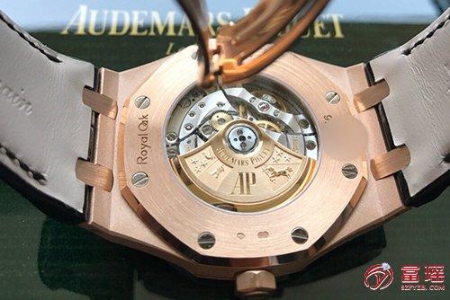 爱彼皇家橡树系列15400OR.OO.D002CR.01腕表回收