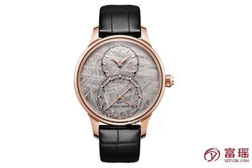 雅克德罗大秒针系列J007013270腕表回收