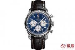 深圳哪里回收百年灵手表-百年灵飞行员8系列AB0119131C1P1腕表