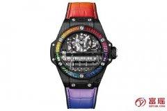 宇舶表BIG BANG系列手表在哪里卖-911.QD.0123.LR.4099腕表