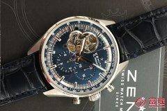 真力时旗舰系列名表二手表回收-03.20416.4061/51.C700腕表