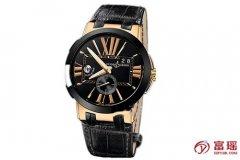 手表回收公司?雅典表经理人系列246-00-3/42腕表