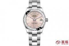 收购手表的地方在哪?劳力士日志型系列m278344rbr-0015腕表