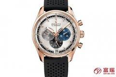 手表回收吗?真力时旗舰系列18.2043.400/69.R576腕表