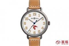 手表回收二手值多少钱?柏莱士VINTAGE 系列BRWW192-GUYNEMER腕表