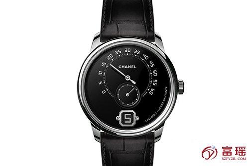 香奈儿MONSIEUR DE CHANEL系列H6597腕表回收