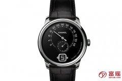 深圳市名表回收?香奈儿MONSIEUR DE CHANEL系列H6597腕表
