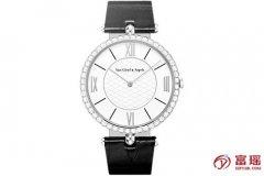 深圳名表回收的价格?梵克雅宝皮埃尔·雅宝系列VCARO3GN00腕表