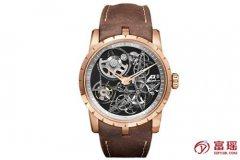 罗杰杜彼EXCALIBUR(王者系列)系列名表回收多少价格?DBEX0727腕表