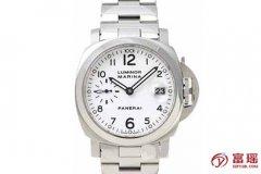 名表二手回收价格哪高?沛纳海LUMINOR系列PAM 00051腕表