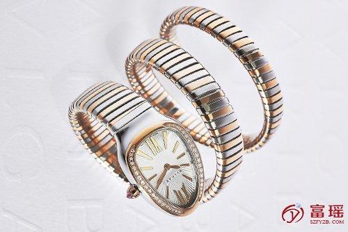 宝格丽SERPENTI系列103149腕表回收