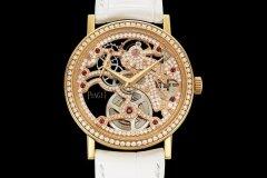 伯爵手表回收ALTIPLANO超薄镂空手表回收好不好?