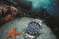 潜海探险对决英伦优雅美度表